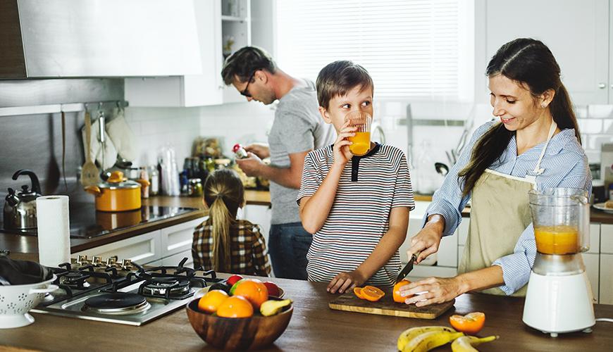 5 Trucos para decorar tu cocina