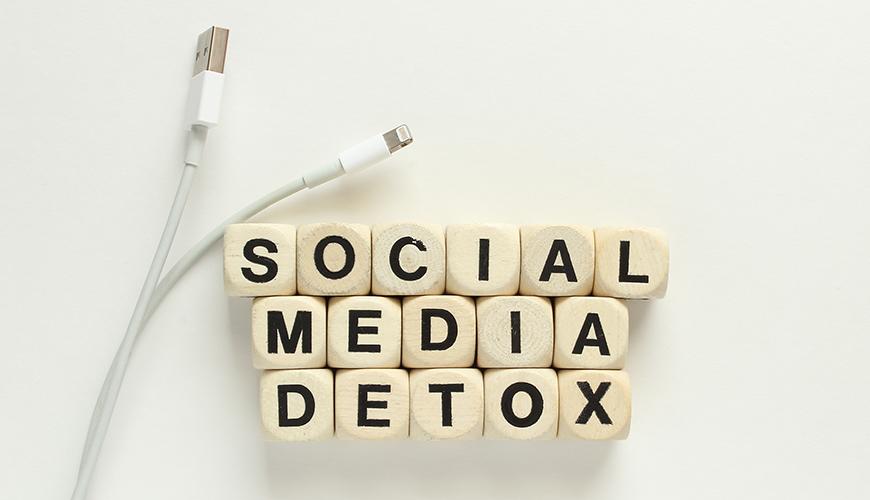 Un detox tecnológico